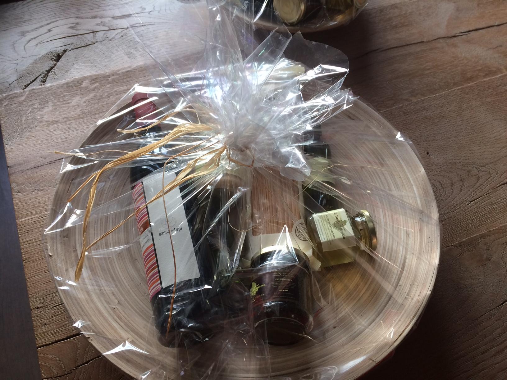 Kerstpakket met truffelproducten 3