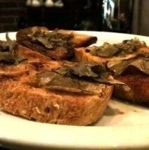Recept met verse truffel